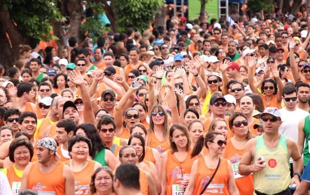 5ª edição da Meia-Maratona Internacional do Pantanal Volta das Nações (Foto: Gustavo Arakaki)
