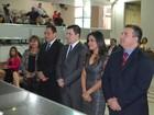 Favacho assume 2º mandato como presidente da CMM e fala de união