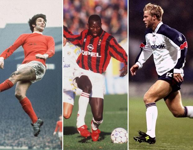 Jogadores que não foram à Copa (Foto: Getty Images)