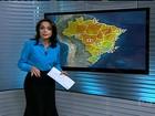 Nesta quarta (3), pode chover entre Pernambuco, Sergipe e Bahia