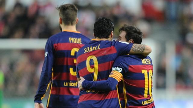 Sporting Gijón x Barcelona - Campeonato Espanhol 2015-2016 ... eacf2cbf7a8a7