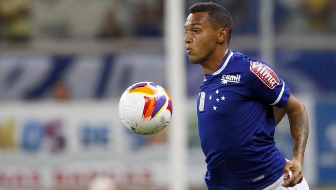 Gilson, lateral do Cruzeiro (Foto: Washington Alves/Light Press/Cruzeiro)