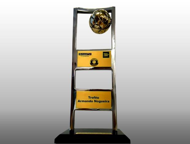 troféu armando nogueira (Foto: Editoria de arte / Globoesporte.com)