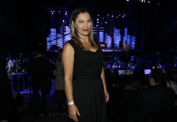 Ivone Gonçalves, mãe de uma concorrente ao Miss São Paulo (Foto: Celso Tavares/EGO)