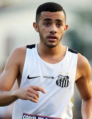 Corinthians contratou Claudinho, atacante do sub-17 do Santos (Foto: Pedro Ernesto Guerra Azevedo / Santos FC)