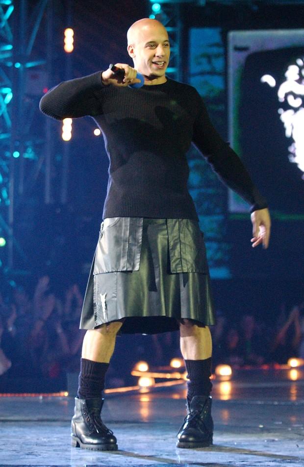 Vin Diesel (Foto: Getty Images)