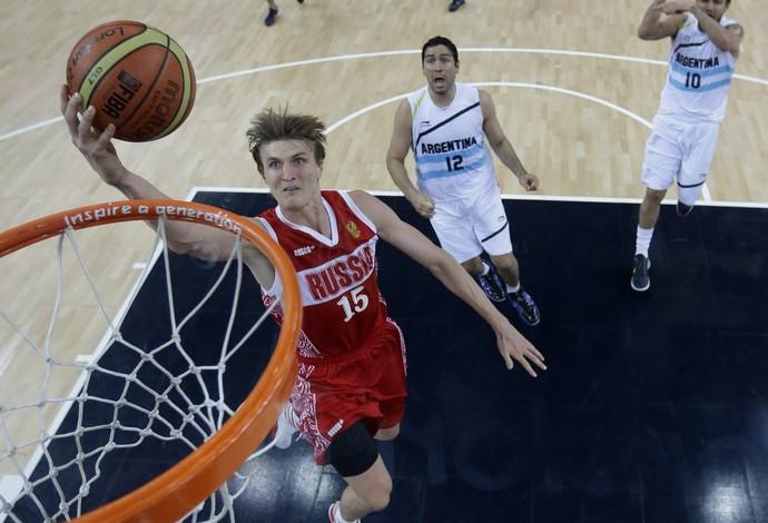 Russia Basquete Além da Copa (Foto: Getty Images)