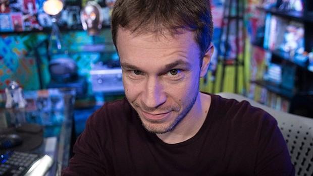 Leifert comanda programa de cultura geek e universo pop (Renato Rocha Miranda/Rede Globo)