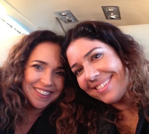 Daniela Mercury e Malu Verçosa - casal pretende adotar mais uma filha  (Foto: Reprodução Instagram)