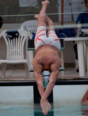 Atleta natação Juiz de Fora (Foto: Gabriel Rodrigues/Arquivo Pessoal )