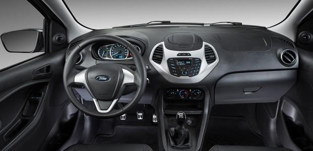 Ford KaTrail (Foto: Divulgação)
