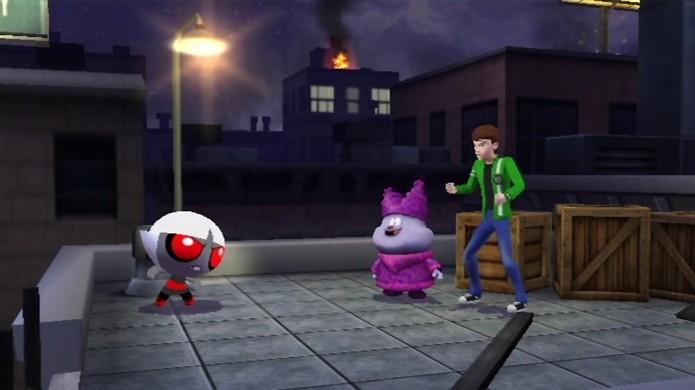 Ben 10 terá que enfrentar vilões e até heróis fora de si (Foto: gamespot.com)