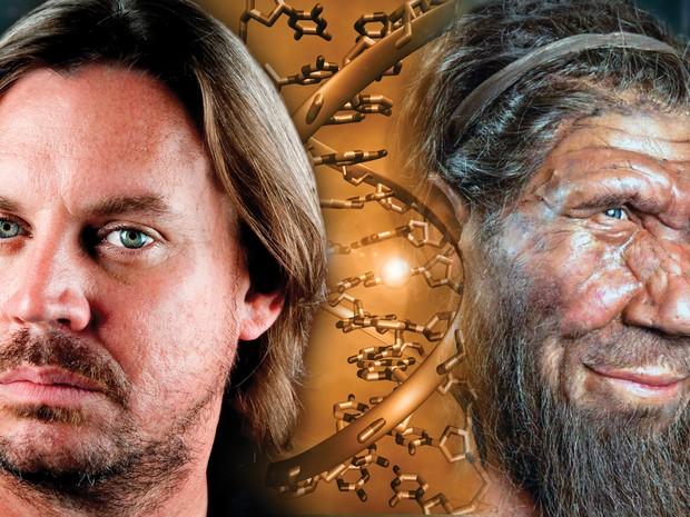 DNA neandertal influencia várias características físicas em pessoas com ascendência Europeia e Asiática (Foto: Michael Smeltzer, Vanderbilt University)