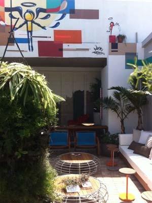 Espaço dos paisagistas Guilherme Portugal e Karyne Lima no Casa Cor 2014 (Foto: Guilherme Portugal/Arquivo Pessoal)