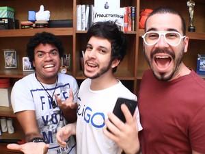 TriGO, Amapá, Macapá, Show, Stand up, sucesso da internet (Foto: Divulgação)