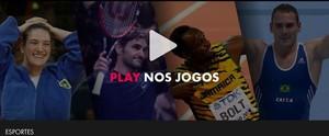 Globo tem canal olímpico exclusivo para ambientes digitais; clique e saiba mais (Reprodução / Globo Play)