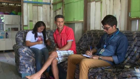 Sem neurologista em Cruzeiro do Sul, paciente com cisto na cabeça espera atendimento há 100 dias