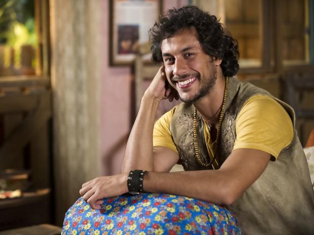 Mestre rendeiro Lino (Foto: Vila dos Ventos / TV Globo)