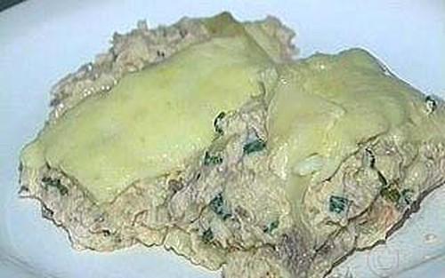 Lasanha de Pirarucu