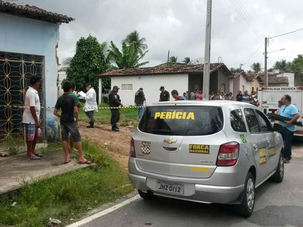 Caso aconteceu na manhã desta segunda-feira (22) (Foto: Marksuel Figueredo/Inter TV Cabugi)