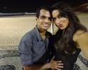 Ex-miss, Luciane Escouto anuncia gravidez e fim da carreira nas quadras