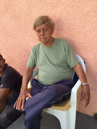 Julio Paulino de Mello, avô de Cristiano Araújo (Foto: Marilia Neves / EGO)