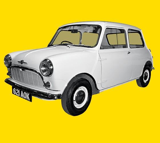Mini (BMW) - 1959 (Foto: Ed. Globo)