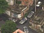 Operação da Polícia Civil termina com três PMs presos no RJ