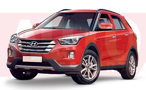 Projeção: Hyundai ix25 (Foto: Autoesporte)