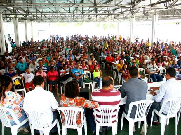 Destino dos servidores públicos de Maceió depende de reunião com prefeitura. (Foto: Jonathan Lins/G1)