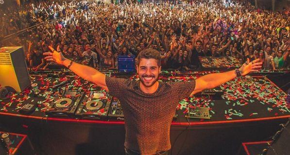 DJ Alok  uma das atraes nacionais mais aguardadas do festival Tomorrowland Brasil 2016 (Foto: Alok / Reproduo / Instagram)