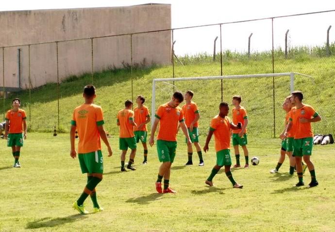 Chapecoense, Copa São Paulo, Copa SP, Porto Feliz, Futebol Júnior (Foto: Emilio Botta)