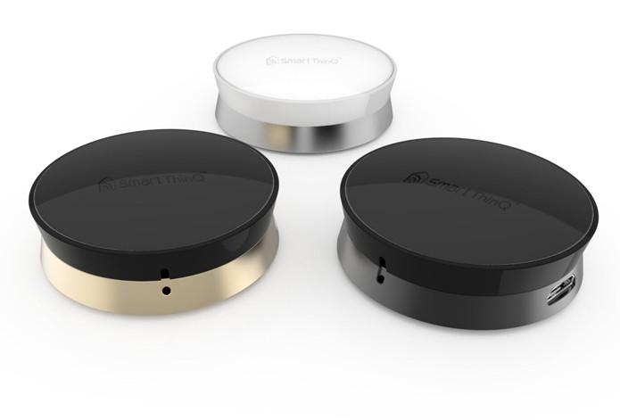 Dispositivo da LG pode transformar aparelhos eletrônicos em Smart (Foto: Reprodução/LG)