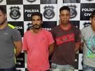 Presos suspeitos de manter família refém para roubar gado, em Goiás