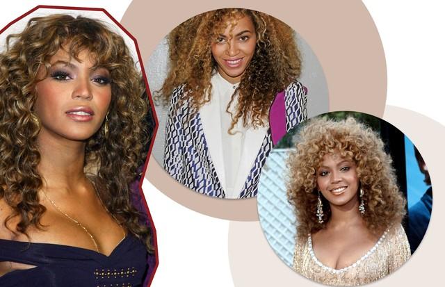 Curly Bangs: Beyoncé (Foto: Reprodução/ Instagram)