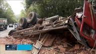 Imprudência causa acidente grave em Franco da Rocha