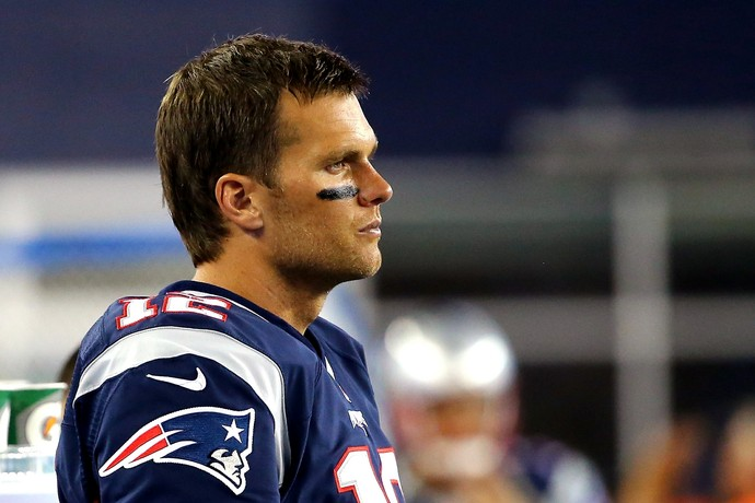 Tom Brady New England Patriots NFL (Foto: Maddie Meyer / Getty Images)