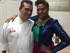 Gaby Amarantos tieta Buddy Valastro, o 'Cake Boss'