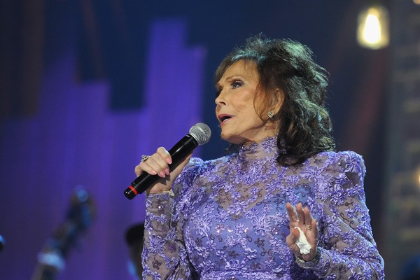 Loretta Lynn (Foto: Getty Images)