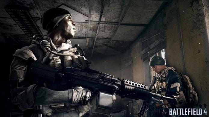 Battlefield 4 está em promoção na PSN (Foto: Divulgação)