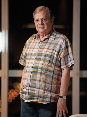 """RENOVAÇÃO Tasso Jereissati no seu escritório em Fortaleza. """"Há espaço para gente nova na política"""" (Foto: Jarbas Oliveira/ÉPOCA)"""
