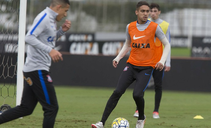 Matheus Pereira, Corinthians (Foto: Daniel Augusto Jr/ Ag. Corinthians)