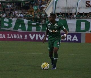 Dener Chapecoense x São Paulo (Foto: Giba Pace Thomaz / Chapecoense)