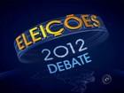 Candidatos à Prefeitura de Rio Preto participam de debate na TV TEM
