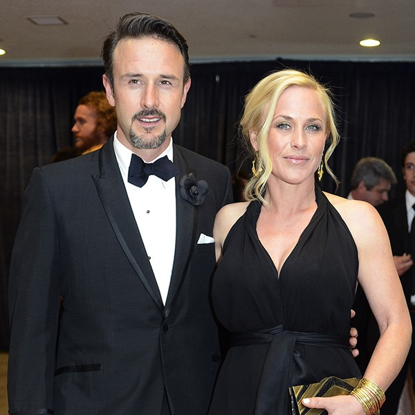 David e Patricia Arquette (Foto: Getty Images)