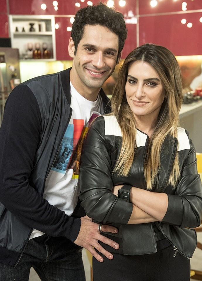 Na trama escrita por Daniel Ortiz, sua personagem é irmã de Beto (João Baldasserini) (Foto: Renato Rocha Miranda/Globo)