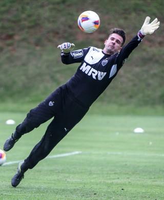 Victor, goleiro do Atlético-MG (Foto: Bruno Cantini/CAM)