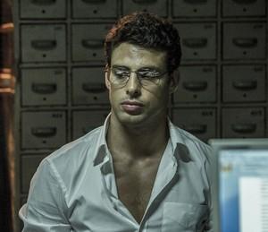 Maurício vai preso (Foto: Ellen Soares/Gshow)