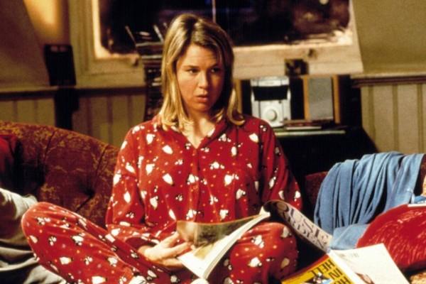 Renée Zellweger em O Diário de Bridget Jones (2001) (Foto: Divulgação)