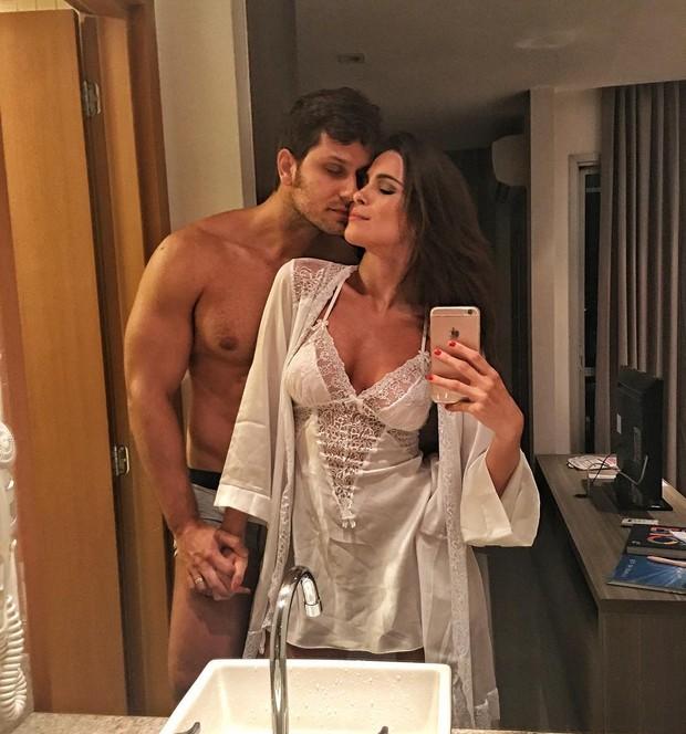 Kamilla Salgado e Elieser (Foto: Reprodução/Instagram)